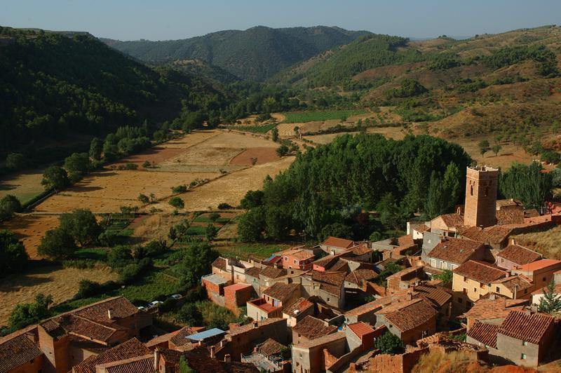 Casa rural el refugio de sol 8 - Anento casa rural ...