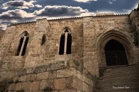 Casa Rural El refugio de Sol Anento Zaragoza Aragón Iglesia