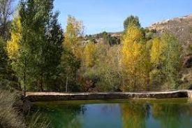 Casa Rural El refugio de Sol Anento Zaragoza Aragón Lago